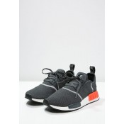 Zapatillas adidas Originals NMD_R1 gris/rojo