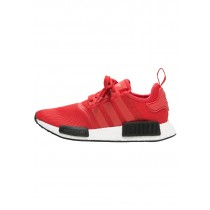 Zapatillas adidas Originals NMD_R1 rojo/blanco