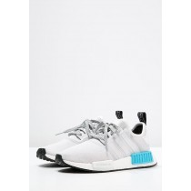 Zapatillas adidas Originals NMD_R1 blanco/gris