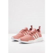 Zapatillas adidas Originals NMD_R1 rosa/blanco