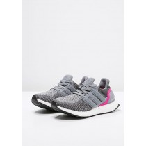 Zapatillas adidas Performance ULTRA BOOST gris/rosa