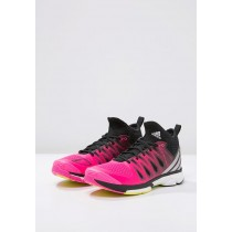 Zapatillas de voleibol adidas Performance VOLLEY RESPONSE BOOST 2.0 rosa/negero