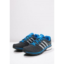 Zapatillas adidas Performance QUESTAR BOOST negero/azul