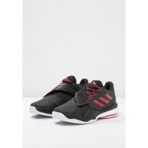 Zapatillas de baloncesto adidas PerformanceD ROSE ENGLEWOOD BOOST gris/ray rojo/negero