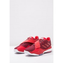 Zapatillas adidas PerformanceD ROSE ENGLEWOOD BOOST de baloncesto rojo/blanco