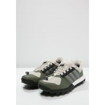 Zapatillas adidas Performance ADISTAR RAVEN BOOST Marrón claro/verde