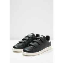 Zapatillas adidas Originals STAN SMITH negero/blanco