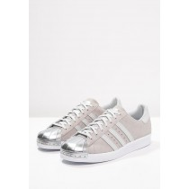 Zapatillas adidas Originals SUPERSTAR 80S clear gris/metic