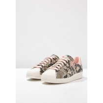Zapatillas adidas Originals SUPERSTAR 80S rosa/blanco