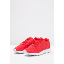 Zapatillas adidas Originals ZX FLUX vivid rojo/negero