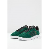 Zapatillas adidas Originals GAZELLE collegiate verde/negero