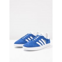 Zapatillas adidas Originals GAZELLE collegiate royal/blanco