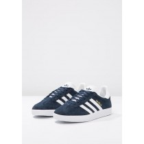 Zapatillas adidas Originals GAZELLE marina colegiada/blanco