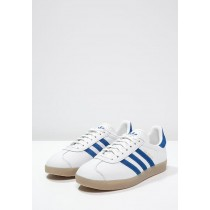 Zapatillas adidas Originals GAZELLE vintage blanco/azul