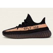 Zapatillas adidas Yeezy Boost 350 V2 Unisex negero/Copper Metic/negero BY1605