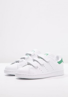 Zapatillas adidas Originals STAN SMITH blanco/verte