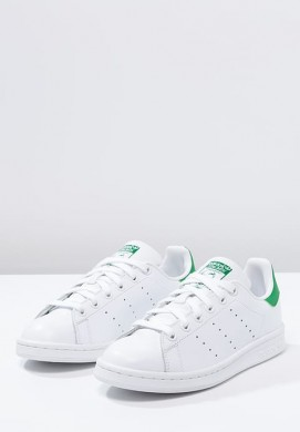 Zapatillas adidas Originals STAN SMITH blanco/verde
