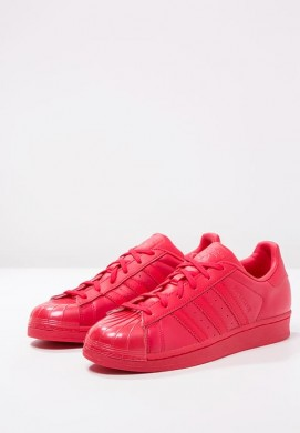 Zapatillas adidas Originals SUPERSTAR ray rojo/negero