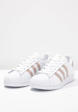 Zapatillas adidas Originals SUPERSTAR blanco/super collegiate
