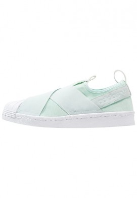 Zapatillas adidas Originals SUPERSTAR Menta de hielo/blanco