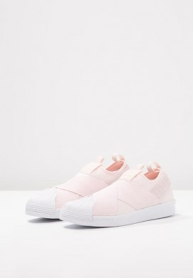 Zapatillas adidas Originals SUPERSTAR rosa/blanco