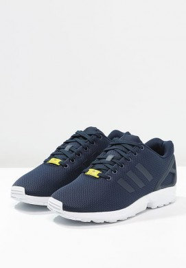 Zapatillas adidas Originals ZX FLUX Nueva marina/ blanco