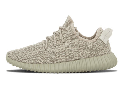Zapatillas adidas Yeezy 350 boost Unisex MoonRock gris/marrón